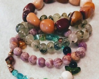 Semi Precious Stones Etsy