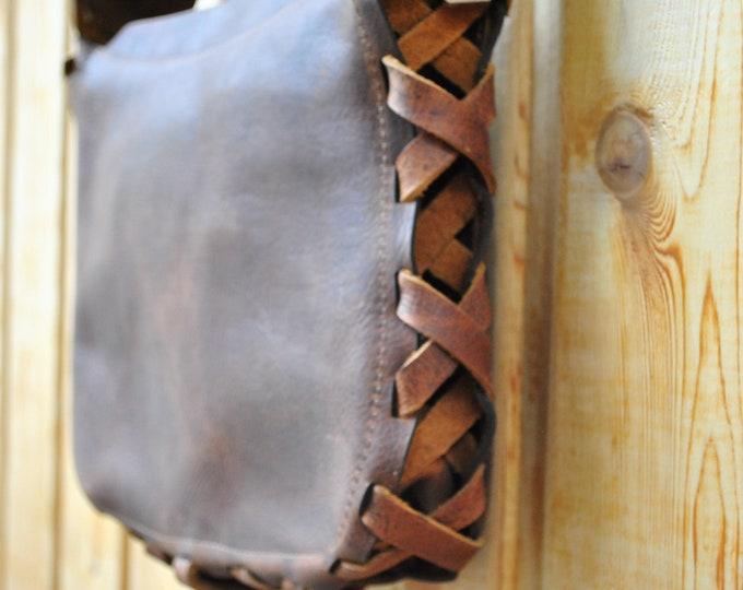 GODESS Handbag Handcrafted leather bag Holiday Gift, Christmas Gift, Gift Giving