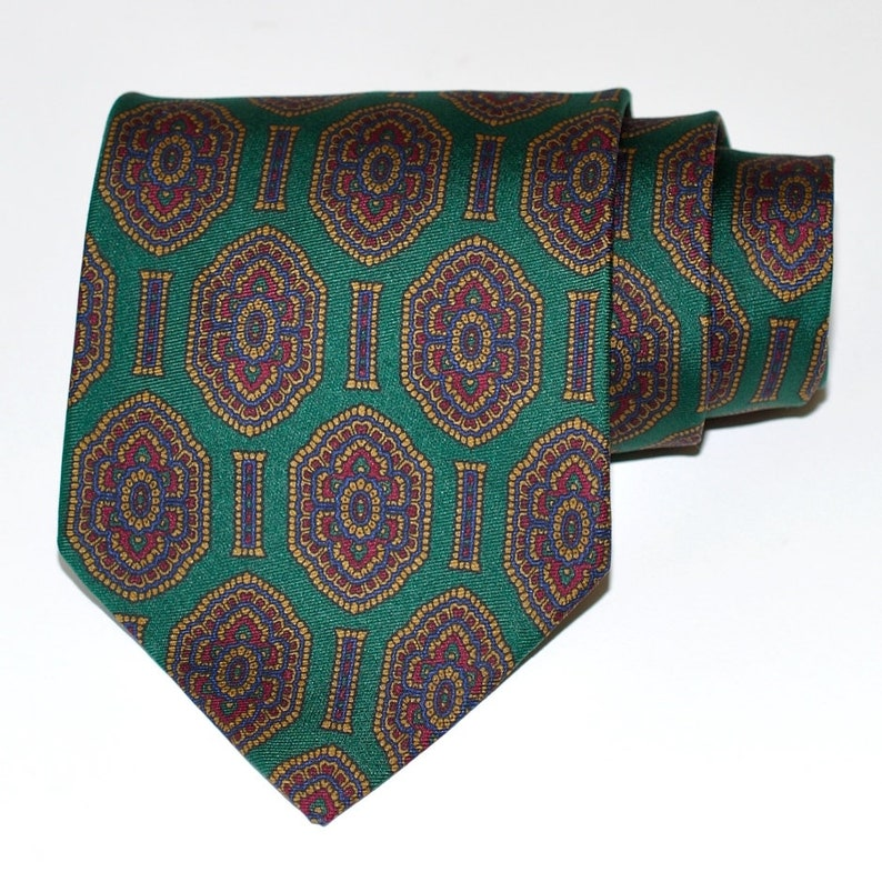 e3cc39e0f87b Vintage Giorgio Armani Cravatte Made in Italy 100% Pure Silk | Etsy