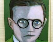 Dmitri Shostakovitch    RESERVED FOR MODERN QUILTS