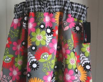 City Girl Dress, double-layer dress, flower dress, summer dress, spring, halter dress, halter top