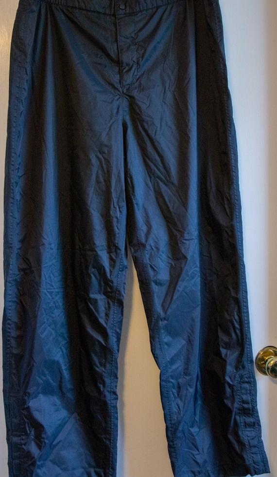 Vintage 1990's Unisex Windbreaker Ski Pants