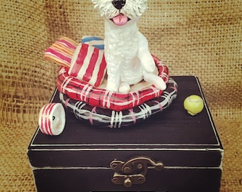 Pet Urn Add Ons blanket, bed, wings or pillows