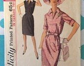 "Vintage 1960s Simplicity 5869 Size 10 Bust 31"" - Vintage Simplicity / 60s Simplicity / 60s"