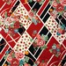 Diana Ngo reviewed Japanese Print Cotton by Kokka Fabrics - 1 Yard - Cotton Fabric / Sheeting / Kokka Cotton / Japanese / 100% Cotton Fabric / Red Asian Fabric
