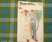 Women's Dress & Blazer Pattern / Butterick 4251 / Bust 32.5 / Tunic / Size 10 / Top or Dress / 70s Dress Pattern / John Kloss / QUICK LIST