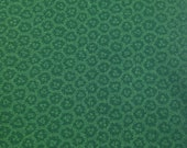 Castor Green / Quilting Cotton / Green Print / Cotton Fabric - 1 Yard - Green on Green Quilting Print / Small Print / Green Quilt Cotton