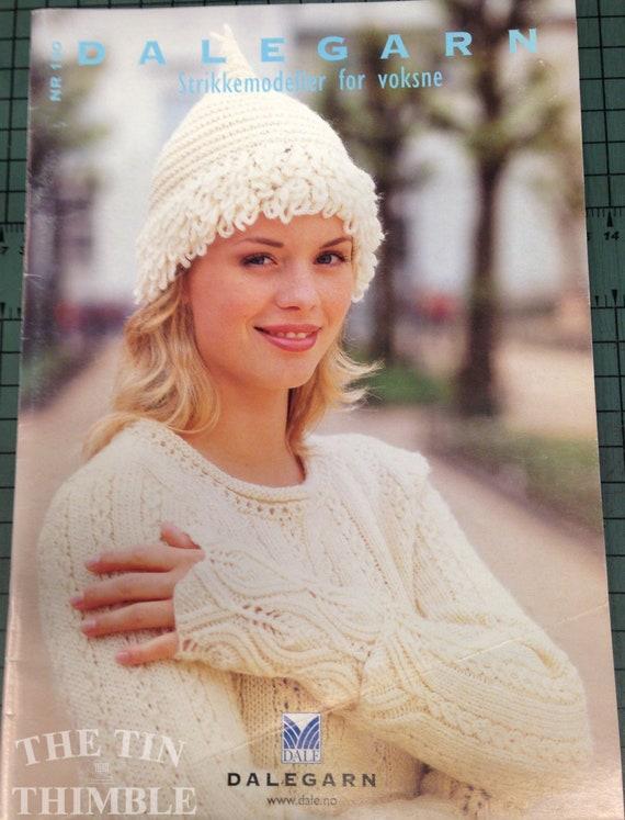 Dalegarn Nr 150 Knitting Magazine Knitting Patterns Etsy