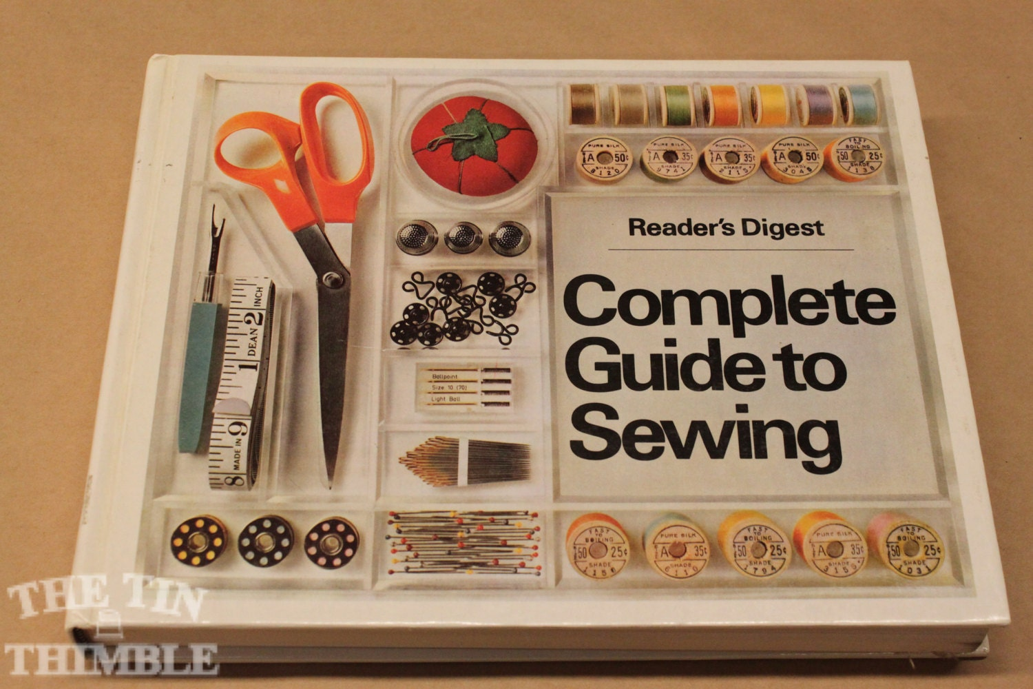 Sewing Book / Complete Guide to Sewing / Reader\'s Digest / | Etsy