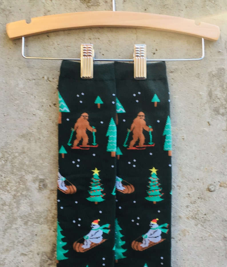 Holiday Bigfoot Leg or Arm Warmers for Boys and Girls  Baby image 0