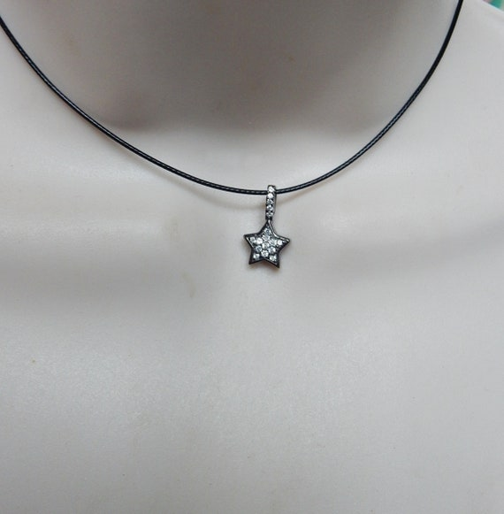 1 Sterling Silver Tiny 17x10mm Fancy Decorated Cross Charm!