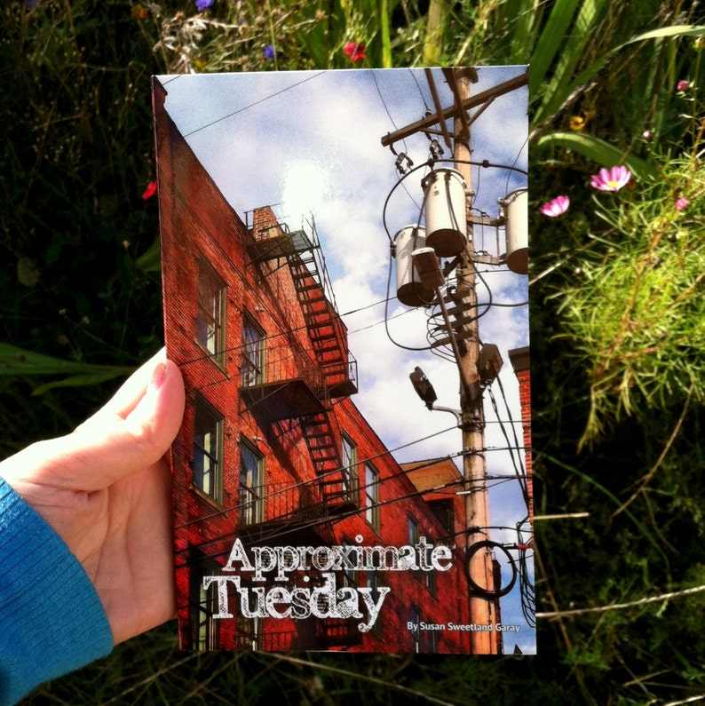 Approximate Tuesday by Susan Sweetland Garay image 0
