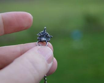Bone stories – cast sterling silver Vertebrae bracelet