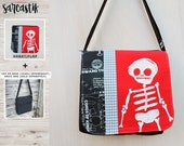 Skeleton Bag flap for LAR...