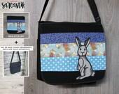 Rabbit bag flap for LARGE...