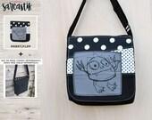 Monster bag flap for MEDI...