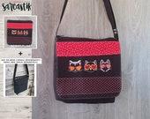 Cats bag flap for MEDIUM ...
