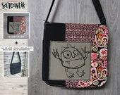 Monster Bag flap for LARG...