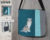 Dog bag flap for LARGE me...
