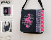Trebble Clef flap for MED...