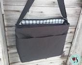 Giant messenger bag with ...