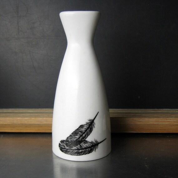 Feather Vase Etsy
