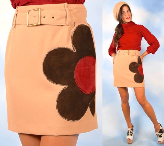 Vintage 90s does 60s Alberto Makali High Waisted B