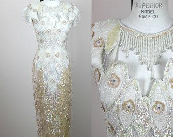 Gatsby wedding dress | Etsy