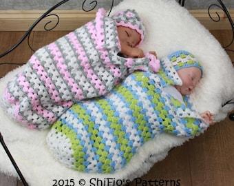 Baby Cocoon Crochet Etsy