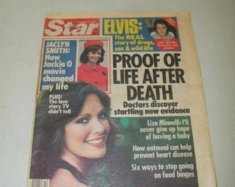 Star Newspaper Tabloid Magazine October 20 1981 13217