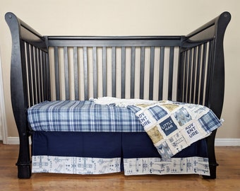 Little Aviator Crib Bedding