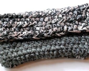 Clutch, purse, crochet