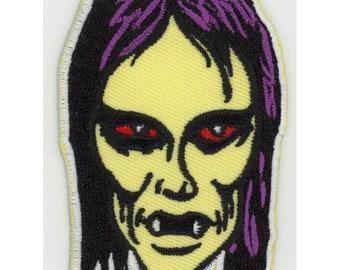 Patch Vampire Girl Walking Dead Old School Horror Monster Kid Nosferatu NFP016