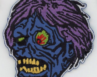 Patch Shock Monster Old School Horror Punk Zombie Ed Roth Monster Kid NFP012