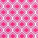 "Sandy Martinez reviewed MASSIVE FABRIC CLEARANCE Premier Prints Curtis Candy Pink/White 41"" W x 2yd 4"" +extra"