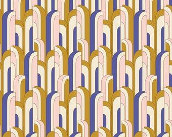 Bedrock Joyous Fabric, Eve Fabric by Bari J, Art Gallery Fabrics, Quilting Fabric, Modern Fabric, Bari J, EVE-39801