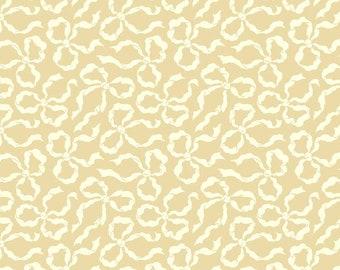 True Kisses by Heather Bailey for Figo Fabrics | Flirt Champagne, Cotton Quilting Fabric, 1 YARD / 90369-14