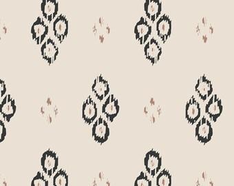 Ikat Diamond Posh Kismet Fabric, Sharon Holland Kismet Fabric, Art Gallery Fabrics, Quilting Fabric, Modern Fabric, KSM-83307, By-The-Yard