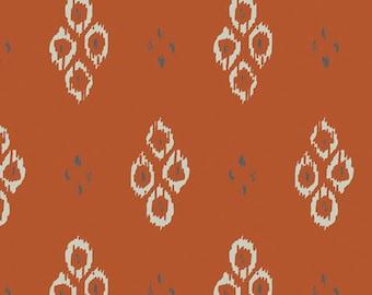 Ikat Diamond Rustic Kismet Fabric, Sharon Holland Kismet Fabric, Art Gallery Fabrics, Quilting Fabric, Modern Fabric, KSM-73307, By-The-Yard