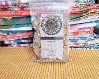 Organic Yarrow Flower- 1 oz