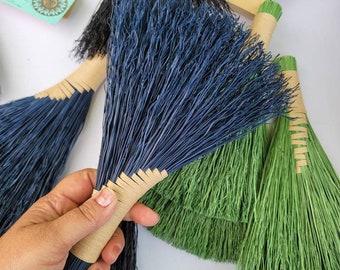 Hand Broom | Altar Broom | Mini Decorative Broom | Broomcorn | Turkey Wing Style Broom | Handmade Broom