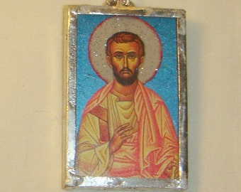 St James Pendant Brother of Christ inv1668