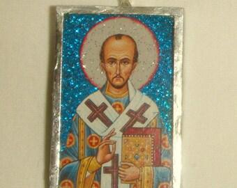 St John Chrysostom Pendant inv1698