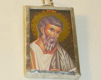 St Matthew Pendant inv1671