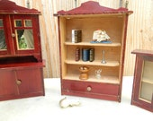 Doll pieces of furniture 1930