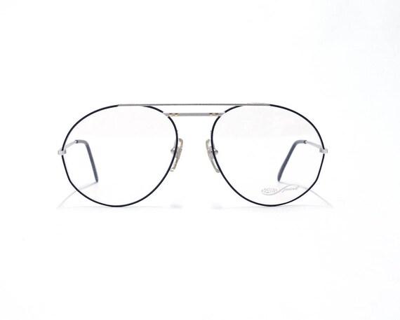 Vintage Oversized Aviator - Mens Eyeglasses Frame