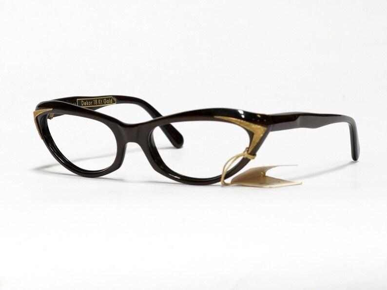 78b59c14d75 Neostyle vintage eyeglasses frame mod Asteria women cat eye