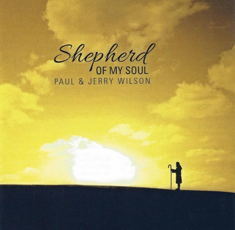 Shepherd of My Soul  Gospel Music from Appalachia image 0