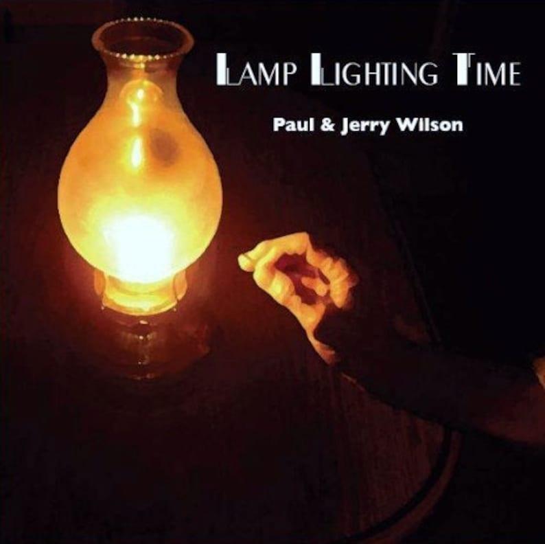 Lamp Lighting Time Paul & Pap's CD image 0