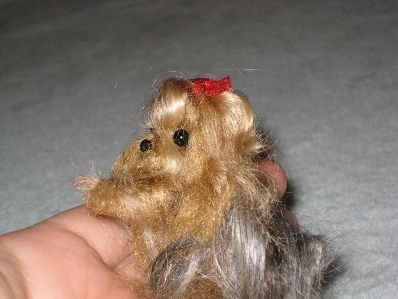 Pet Gift  Felt Miniature Pin of your Pet Custom Pet Portrait Brooch